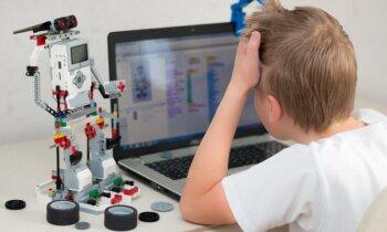 Matemātika, gribasspēks un... Kā izaudzināt bērnu par programmētāju. Un vai to vajag