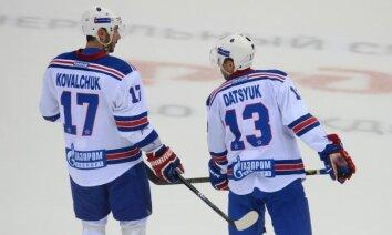 KHL 30 dārgāko hokejistu algas pārsniedz trīs miljardus rubļu