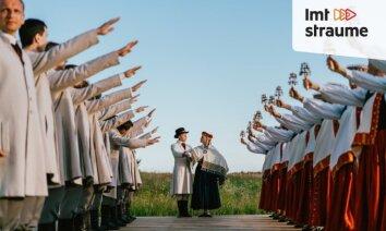 Noskaties! 'Tautas deju ABC' – 22 latviešu deju esence četrās minūtēs