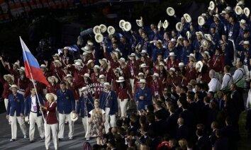 SOK Krieviju no Rio spēlēm neizslēdz; lūdz lēmumu pieņemt sporta federācijām