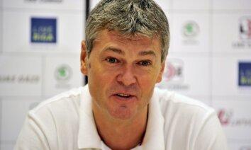Bagatskis paziņo Latvijas izlases sastāvu Rio kvalifikācijas turnīram