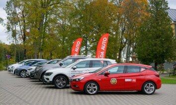 Piedalies balsojumā par 'Latvijas Gada auto 2017' simpātiju