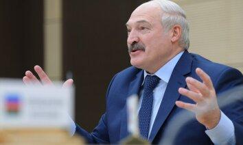 Baltkrievijas prezidents Lukašenko kārtējo reizi skarbi kritizē valsts izlases hokejistus