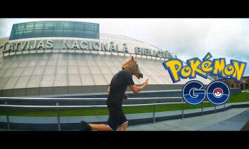 Video: Latvijā jau tapusi 'Pokemon GO' himna