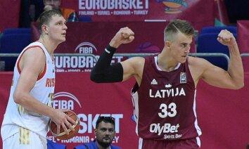 Сборная Латвии — самая результативная команда завершившегося Евробаскета