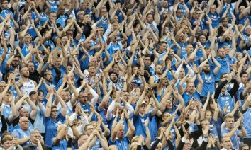 ВИДЕО: Почему главные фаны Евробаскета — исландцы, а не литовцы с латвийцами