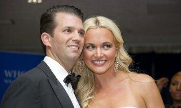 Izjukusi Donalda Trampa juniora laulība