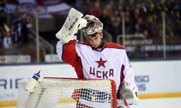 Krievijas olimpiskajā izlasē pirms mačiem ar Latviju iekļauti desmit CSKA hokejisti