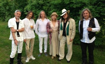 Grupa 'Pērkons' ar koncertu atgriezīsies Ogres estrādē