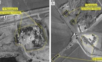 ASV: Turcijas valdība nav iesaistīta 'Daesh' naftas kontrabandā no Sīrijas