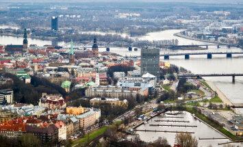 Tallina un Rīga pasaules finanšu centru reitingā apsteidz Maskavu