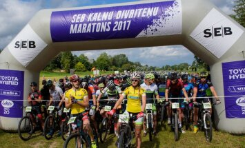 SEB MTB maratona sezona noslēgsies ar finālposmu Jaunmārupē