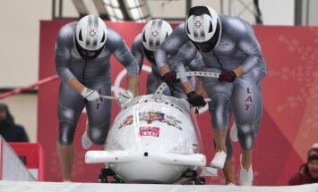 Aicina uz bobsleja, skeletona un kamaniņu sporta svētkiem ar olimpiešu līdzdalību Siguldā