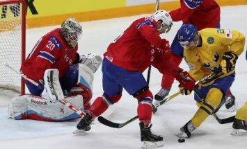 Zviedrija izcīna knapu uzvaru pār Norvēģiju