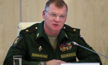 Krievija noraida Francijas paziņojumu par Rakas aplenkumu