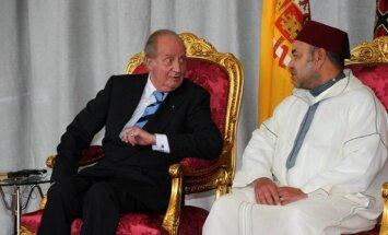 Marokas karalis atsauc lēmumu par pedofila apžēlošanu