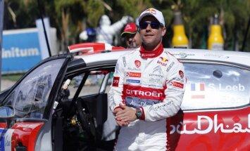 'Citroen' grib pierunāt Lēbu pagarināt viņa WRC kampaņu