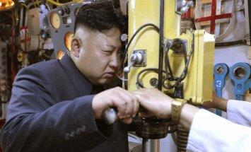 Ziemeļkoreja, domājams, ieguvusi jaunu spārnoto raķeti