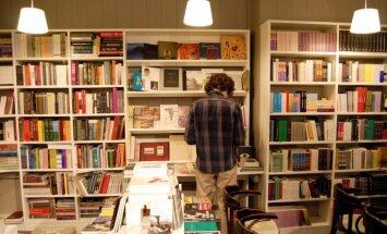 Rīgā viesojas prestižu Lielbritānijas grāmatu izdevniecību pārstāvji