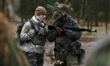 Polija sāks pirmo brīvprātīgo reģistrēšanu jaunajos teritoriālās aizsardzības spēkos