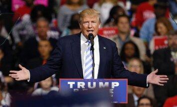 Tramps 'Getisburgas uzrunā' izklāsta plānu prezidentūras pirmajām 100 dienām
