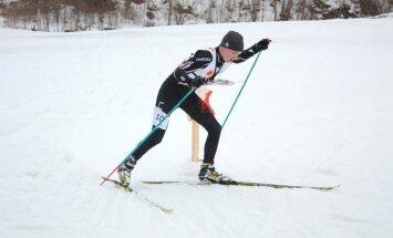 Raivo Kivlenieks Eiropas čempionātu ziemas orientēšanās sportā sāk ar 14. vietu sprintā