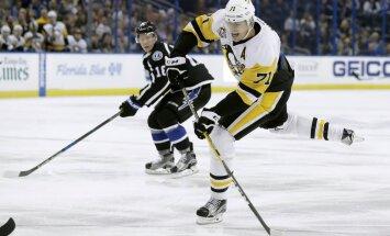 Pittsburgh Penguins center Evgeni Malkin