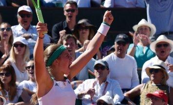 Кербер остается первой ракеткой мира благодаря Остапенко и взлет самой Алены в рейтинге