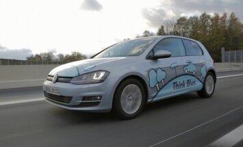 Volkswagen временно приостанавливает производство модели Golf