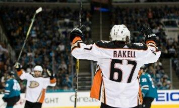Anaheimas 'Ducks' rezultatīvākais hokejists gatavs pārstāvēt Zviedriju šāgada PČ