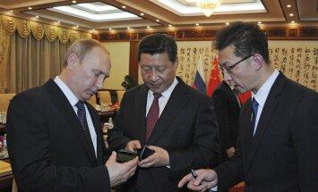 Salīdzinot ar Eiropu, Krievija ir interneta izmantošanas lielvalsts, lepojas Putins