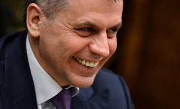 Krimas parlamenta vadītājs sola rīkoties, lai Krievijai pievienotu visu Ukrainu