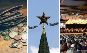 """18 мая. Низкие зарплаты и пенсии в Латвии, хочет ли Россия воевать с НАТО, Юрмале хорошо без """"Новой волны"""""""