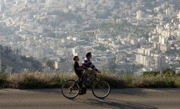 ES pauž atbalstu palestīniešiem Jeruzalemes jautājumā