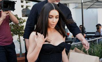 Ким Кардашьян показала неизвестные фото со своей свадьбы с Канье Уэстом