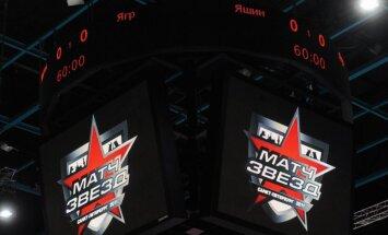 Zināmi KHL Zvaigžņu spēles komandu otrie piecinieki