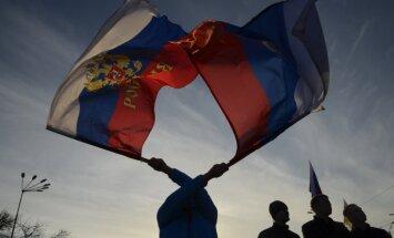 Krimas parlaments nobalso par autonomijas pievienošanu Krievijai