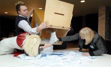 CVK apstiprina oficiālos 'valodas referenduma' rezultātus