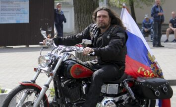 """""""Ночные волки"""" получили грант от Путина на """"единение братских славянских народов"""""""