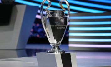 UEFA Čempionu līgā sākas izslēgšanas spēles