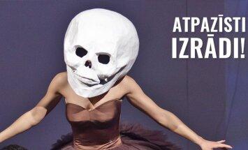 TESTS: Vai Tu zini, kas notiek Latvijas teātros?
