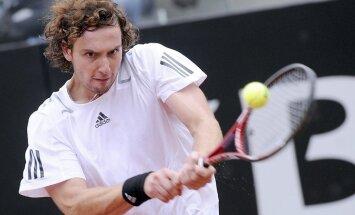Ernests Gulbis, tennis