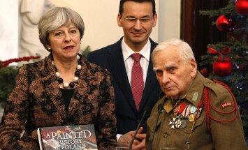 Lielbritānija un Polija dziras kopā apkarot Krievijas dezinformāciju Austrumeiropā