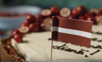 Noskaties! Radīts patriotisks videodzejolis 'Latvijai 99! Dzimšanas dienas'