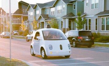 'Google' bezpilota auto atpazīs citu spēkratu pagrieziena rādītājus