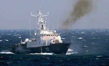 Krievija Barenca jūrā aizturējusi Lietuvas zvejas kuģi
