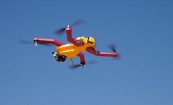 'AirDog' piesaista divu miljonu ASV dolāru investīcijas