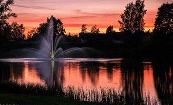 Brīvdienu maršruti: vasarīgas atpūtas iespējas dažādās Latvijas pilsētās