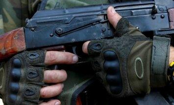 ES aicina Krievijas un Ukrainas konflikta puses izvairīties no eskalācijas