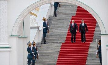 Российские СМИ: сходства и различия инаугурации Путина в 2012 и 2018 годах